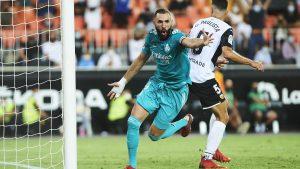 ไฮไลท์ฟุตบอล Valencia vs Real Madrid (19-09-21)