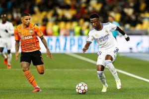 ไฮไลท์ฟุตบอล Shakhtar Donetsk vs Real Madrid (19-10-21)