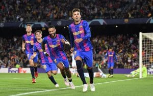 ไฮไลท์ฟุตบอล Barcelona vs Dynamo Kiev (20-10-21)